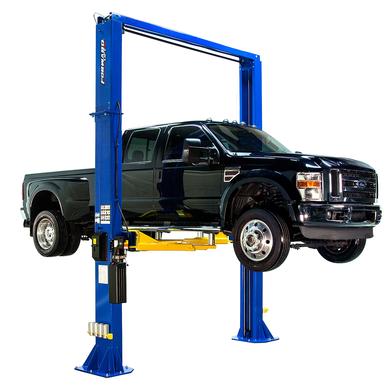 Home Car Lift : Forward lift two post auto lb lifting