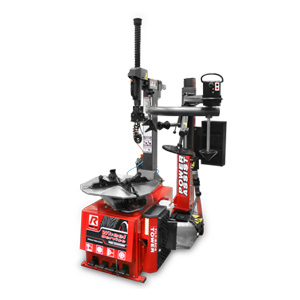 Ranger – Tilt-Back Tire Changer with Assist Tower