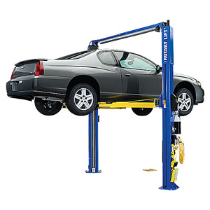 2 Post Car Lifts