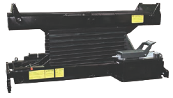 Shown: 9,000 lbs. capacity rolling jack PART # RJ901000BK