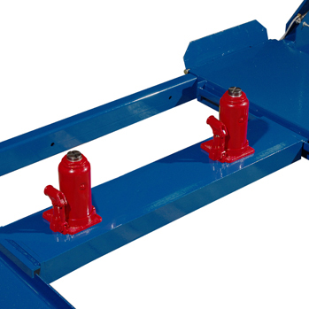 BendPak Lifts Sliding Jack Platform For Runway Lifts - Model: JP-3 - $138.00
