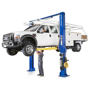 2 Post Heavy Duty Car Lifts