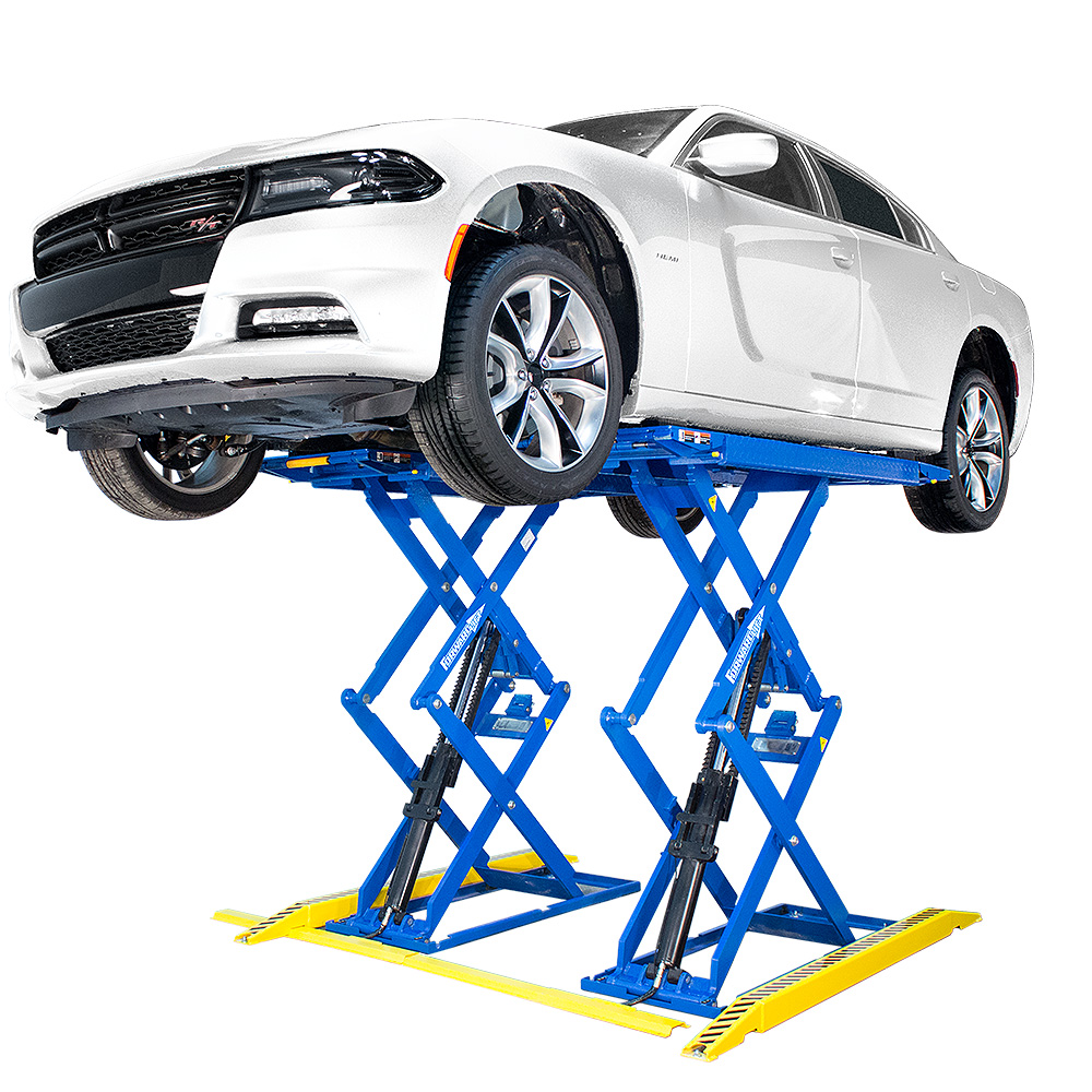Forward Lifts - Scissor Lift - FS77 - Capacity: 7,700 lbs  - Gary