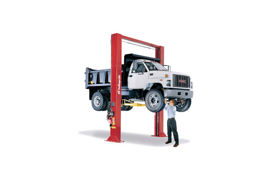 Challenger Two Post Lift Cl15 Capacity 15 000 Lb Gary Bloom